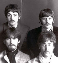 The Beatles Liverpools famous group