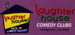 Laughter House Comedy Club