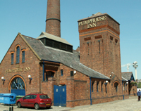 The Pump House Albert Dock
